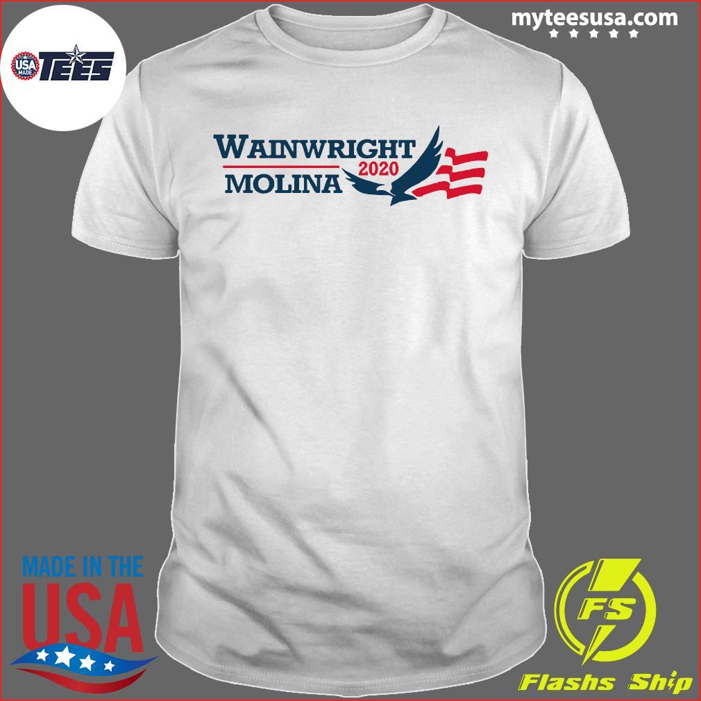 Wainwright Molina 2020 Official T-Shirt